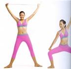 8 động tác thể dục phòng ung thư vú