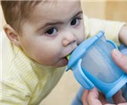 Lợi ích của nước lọc với sức khoẻ bé