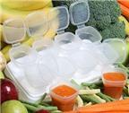 Cách bảo quản đồ ăn dặm trong ngăn đá