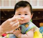 Làm thế nào cho trẻ ăn bổ sung hợp lý?