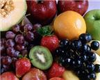 Cách rửa trái cây và rau quả