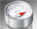 Cách tìm và đo hướng nhà