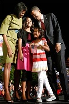 Obama tiết lộ bí quyết giữ hạnh phúc