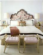 Phòng ngủ phá cách cho vợ chồng trẻ