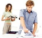 7 bí quyết để ông xã giúp bạn việc nhà