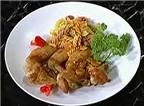 Món ngon ăn Tết: Cánh gà Java