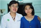 Nữ bác sĩ của bệnh nhi suy thận
