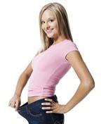Khắc phục cơ thể bị béo lệch