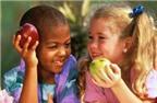 Ăn táo cả vỏ giảm nguy cơ ung thư