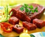 Thịt bò có tốt cho sức khỏe?