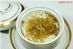 Ẩm thực Hong Kong bổ dưỡng, đẹp mắt