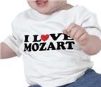 Nghe nhạc Mozart không làm trẻ thông minh