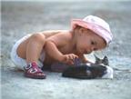 Nhà có trẻ không nên để vật nuôi trong nhà