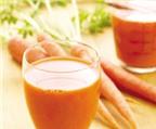 Ăn nhiều cà rốt bị vàng da?