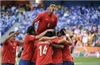 Thụy Sĩ sẽ dùng bài cũ để trị Chile