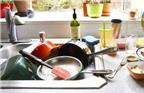 Mẹo tẩy rửa vết bẩn do làm bếp