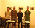 'Tầm Tã' và bốn họa sĩ trẻ khát khao phá cách