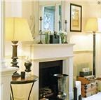 Cách khắc phục phòng khách thiếu ánh sáng