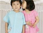 Mẹo chọn mua quần áo cho bé gái và bé trai