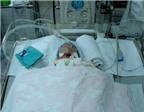 Bé gái vừa chào đời đã mắc ung thư