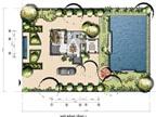 Thiết kế nhà vườn hướng Tây Bắc