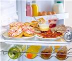 Bảo quản thực phẩm khi cất, lấy ở tủ lạnh