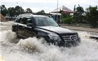 Kiểm chứng khả năng lội nước của Mercedes GLK
