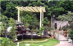 Phong thủy nhà vườn và cách bố trí sân vườn