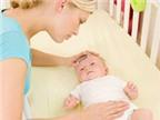 Hạ sốt cho bé không dùng thuốc