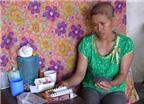 Nước mắt người mẹ đơn thân bị ung thư vú