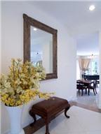 Treo gương trong nhà theo phong thủy
