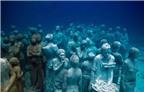 Nghệ thuật sắp đặt dưới nước