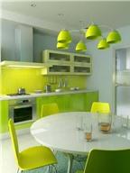 Lựa chọn bàn ăn phù hợp với không gian bếp