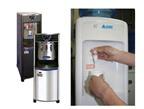 Vệ sinh máy làm nước nóng lạnh