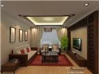 Phong cách Á Đông trong thiết kế nhà chung cư