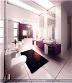 Kiểu phòng tắm khiến tâm hồn thư thái
