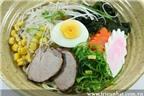Hương vị món ăn Tokyo tại Triều Nhật Asahi