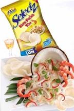 Món ăn lạ miệng kèm Poca Selectz