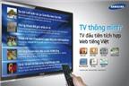 Lướt web tiếng Việt trên TV thông minh