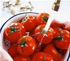 Cà chua, bạn tốt của da