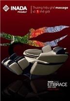Ghế massage chăm sóc sức khỏe Inada