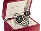 Cặp đôi đồng hồ phong cách của Salvatore Ferragamo