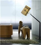 Đèn nội thất với phong cách phóng khoáng