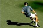 Federer lại giở tuyệt chiêu