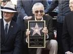 Tác giả truyện tranh nổi tiếng Stan Lee nhận