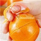 Độc đáo với dụng cụ gọt vỏ cam