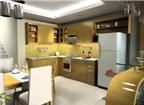 Những nguyên tắc cần tránh trong phong thủy nhà bếp