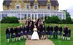 Những phong tục thú vị trong lễ cưới