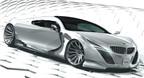 BMW Z5: Thiết kế mới cho siêu xe V8