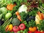 Lựa chọn và bảo quản thực phẩm ngày Tết